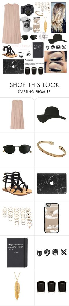 """""""#227"""" by tkcostner ❤ liked on Polyvore featuring CO, Topshop, RetroSuperFuture, Miss Selfridge, Mystique, Urban Decay, Forever 21, Casetify, Eos and Linea"""