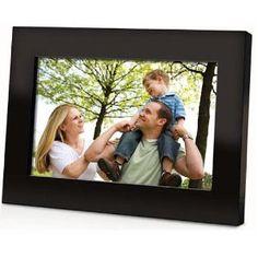 #6: Coby DP700BLK 7-Inch Digital Picture Frame (Black)