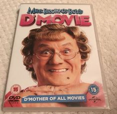 Only £1.68!! Mrs Brown's Boys D'Movie DVD 2014 Fast Free Postage