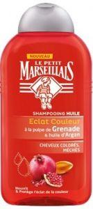 Shampooing Huile Eclat Couleur - Pulpe de Grenade & Huile d�Argan