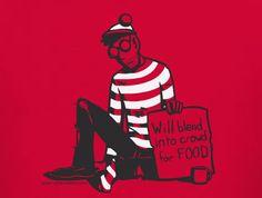 Where's #Waldo