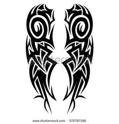 Find Tattoo Tribal Vector Pattern Arm Design stock images in HD and millions of other royalty-free stock photos, illustrations and vectors in the Shutterstock collection. Celtic Tattoos, Star Tattoos, Body Art Tattoos, Cool Tattoos, Tattoo Maori, Trible Tattoos, Tribal Hand Tattoos, Small Arrow Tattoos, Arm Tattoos For Guys