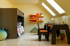 double loft bed for kids