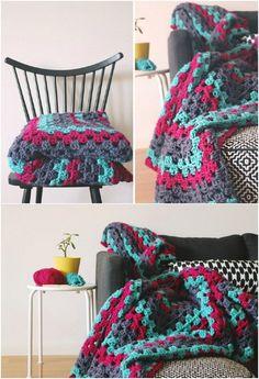 30 Free Crochet Bla