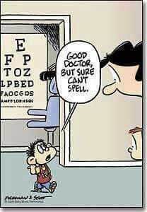 334 best eye jokes images in 2019 Hump Day Humor, Friday Humor, Eye Doctor, Good Doctor, Optometry Humor, Optometry Office, Eye Jokes, Eyes Meme, Eye Facts