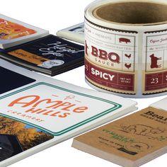 Roll Labels, Free Design, Digital Prints, Tableware, Easy, Fingerprints, Dinnerware, Dishes