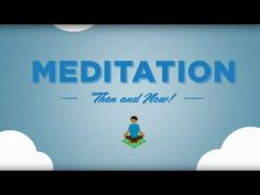 Meditation - Then and Now by The Art of Living   #meditation #whatiseditation #howtomeditate   http://www.artofliving.org/in-en/meditation
