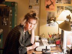 Actress Mackenzie Davis plays an '80s punk software developer in AMC's Halt and Catch Fire.