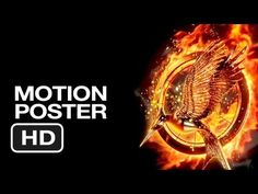 The Hunger Games: Catching Fire Motion Poster (2013)