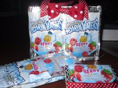 Small Caprisun Purse by PurseJunky on Etsy, $15.00
