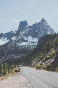 Liberty Bell Mountain | Luke Gram