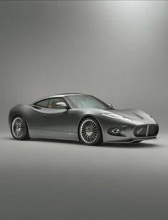 ♂ grey car Spyker B6 Venator Concept