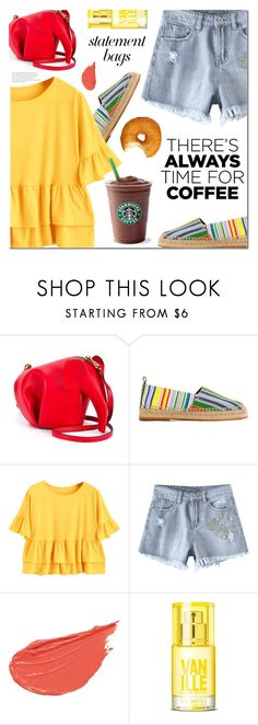 """""""Arm Candy: Statement Bags"""" by ansev ❤ liked on Polyvore featuring Loewe and statementbags"""