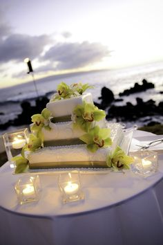 White Orchid Beach House - Maui Hawaii Wedding Locations | White Orchid Wedding