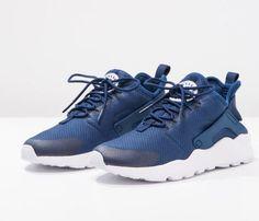 Nike Sportswear AIR HUARACHE RUN ULTRA Baskets basses coastal blue/white prix Baskets Femme Zalando 130,00 €