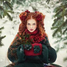 Художница из России, которая открывает двери в другие миры: alionushka1
