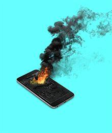 Oh no! Müssen iPhone-Nutzer jetzt auch mit explodierenden Akkus rechnen?