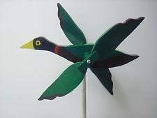 duck whirligig