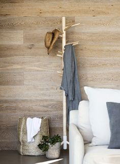 houten wanden eiken wanden