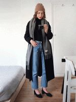 29 Perfect Looks To Copy This February #refinery29  http://www.refinery29.com/2016/02/102325/new-outfit-ideas-february-2016#slide-7  Lazy Sundays get a fashion-girl upgrade with a graphic sweatshirt and lighter wash boyfriend jeans.Acne Studios top, ASOS pants and sunglasses, Topshop shoes....