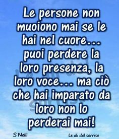 Per Chi Non Cè Più Frases Y Citas Always Thinking Of You