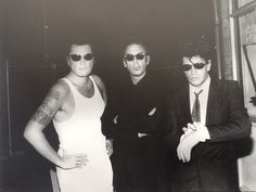 RocknRoll Barry Hay, Jules Deelder & Herman Brood