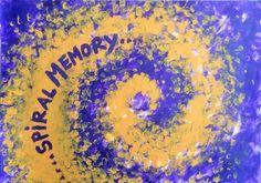 ...SPIRAL MEMORY - Galerija Remek-djela Spiral, Memories, Painting, Art, Craft Art, Paintings, Kunst, Gcse Art, Draw