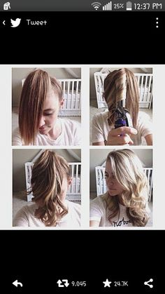 Simple way to curl