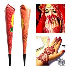 1 Piece Black Color Henna Mehandi Cone 2018 Hot Hand Body Art Paint Makeup Drawing Indian Henna Tattoo Paste Cone Waterproof 70 Handsome Appearance Beauty & Health