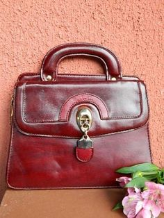 VintageBazar.ro - Magazin de haine si accesorii vintage . Poseta vintage dubla, M C anii 70 . Accesorii - genti_-_posete