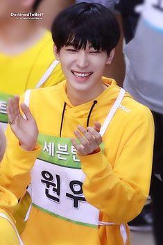 180820 at Idol Star Athletics Championship © Woozi, The8, Mingyu Wonwoo, Seungkwan, Seventeen Wonwoo, Seventeen Debut, Hip Hop, Vernon, Rapper