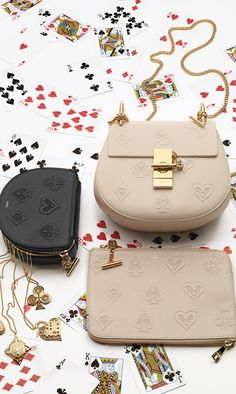 Find the Drew in our game of Chloé Memory and uncover the exclusive festive editions along the way at chloe.com