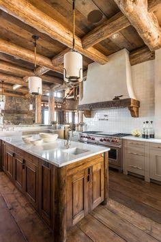 moderne landhausküchen mit kochinsel - Google-Suche | küchen ... | {Moderne landhausküchen mit kochinsel 19}