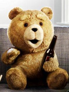 """El oso """"Ted"""" irá a la gala de los Oscar _ Publine"""