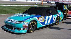 """Matt Kenseth's """"Zest"""" Car - Nascar weekend at Las Vegas Motor Speedway 2012"""