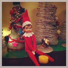 Uncle Si Elf On The Shelf Elf On The Shelf Ideas Elf