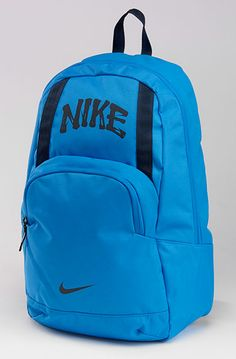 4c08b8954d0d Bag up your gym stuff in style with this classic and casual Nike backpack.  It also has a external pocket for your little accessories.