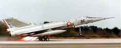 Mirage IV with RATO