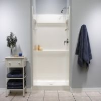 "Veritek 32"" x 32"" Shower Alcove Wall...    $387.10"