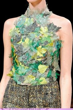 cool accessories - Greensleeveless
