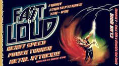 Fast & Loud Metal Party Sexta Feira 22 de Setembro #Heavy #Speed #Power #Thrash  https://www.facebook.com/events/170757303471952