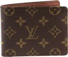 Men's Wallet- Louis Vuitton. Mine this summer! Matching belt? Savings start now!