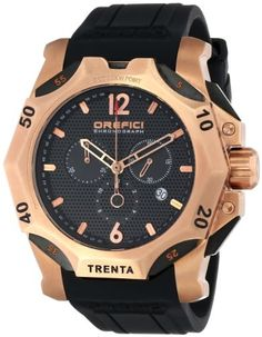 Orefici Unisex ORM11C4803 Subacqueo Trenta Metal Bezel Divers Watch -- Read more at the image link. (This is an affiliate link) #WomenOutdoorAccessories