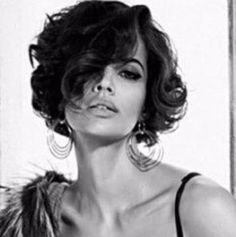 Short Curly Hairstyles for 2012 – 2013 - Short Hairstyles Trendy Curly Hair Cuts, Wavy Hair, Curly Hair Styles, Natural Hair Styles, Curly Bob, Curly Short, Fine Hair, Short Curly Hairstyles For Women, Short Hair Cuts For Women