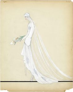 1920s Wedding Gowns || Lucile Ltd