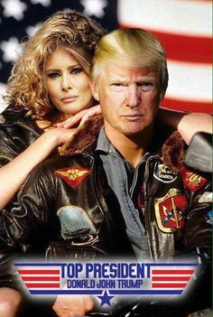 """Top Gun - Does The """"New Yorker"""" Have The GRIT!! or is it EastCoast  Patty Cakes Sanctions? How RepubliGUN is the President?"""