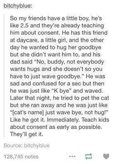 Teach boys consent early and often.