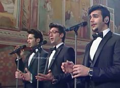 IL VOLO performing in Assisi