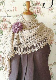 chauffe-épaule Archives - La Grenouille Tricote