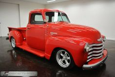 1948 Chevrolet 5 window Custom Truck FBA294588